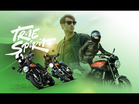 Official Kawasaki Z900RS video - True Spirit