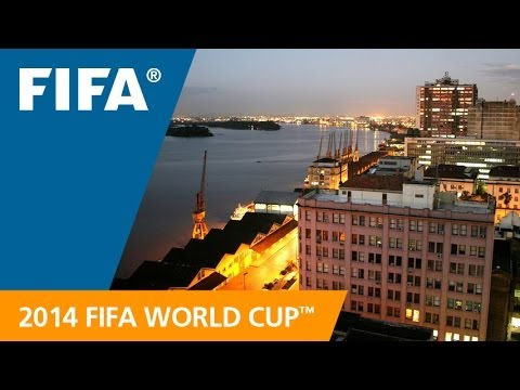 World Cup Host City: Porto Alegre
