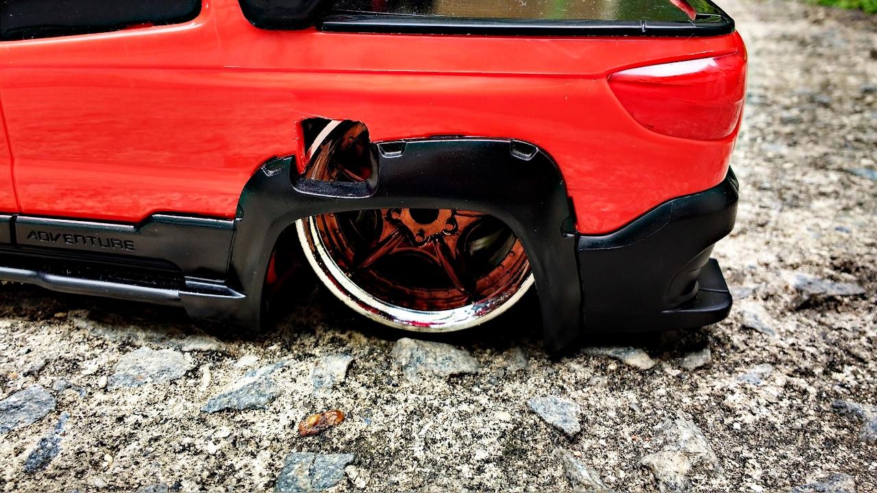 Fiat Strada Adventure Rebaixada Susp  Fixa  Aro 22 U0026quot     Nt