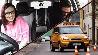 Learn FDS Presents: Porn Stars Learn To Drive Manual Cars