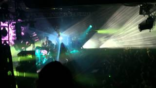 The Glitch Mob Live Portland Oregon at The Roseland Theatre 5/23/15