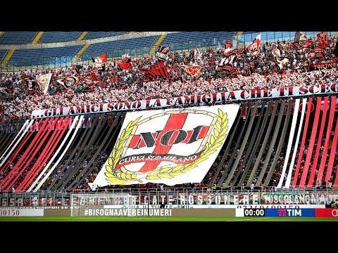 Ultras A.C. Milan : Dicono che siamo tutti delinquenti