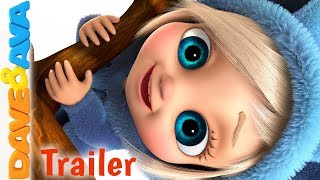 😜Ava Ava Yes Mama – Trailer | Nursery Rhymes and Baby Songs from Dave and Ava😜