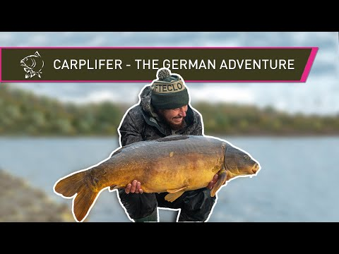 German Carp Fishing Adventure