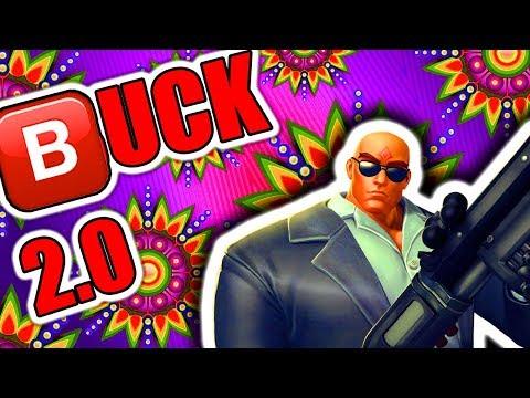 BUCK 2.0 | Paladins