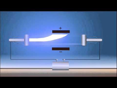 Cathode ray tube (Electron Accelerator)