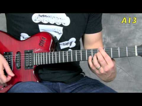 Atlanta Rhythm Section-Spooky-Rhythm Guitar Lesson