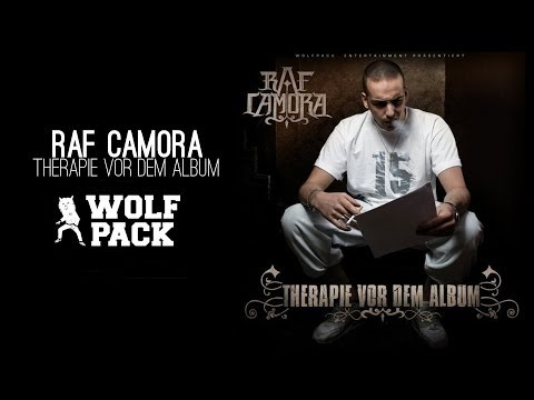 Raf Camora - 3 Affen | Therapie vor dem Album