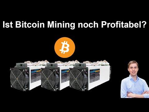 Ist es immer noch profitabel, in Bitcoin zu investieren?