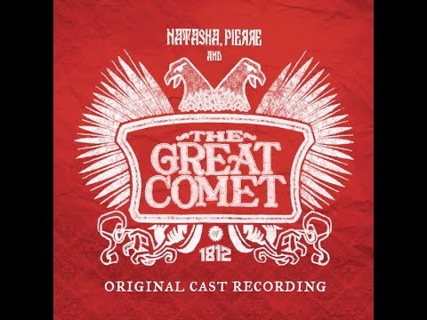 Preparations- Great Comet Backing Track