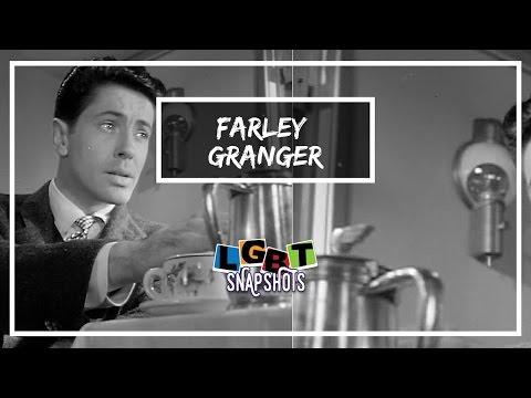 LGBT Snapshots: Farley Granger
