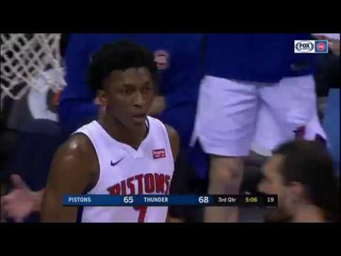 Stanley Johnson Offense and CLAMPS 11pt 2ast 5reb -11/25/17