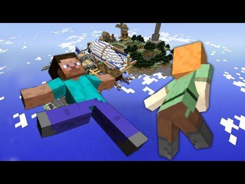 Minecraft ragdolls compilation vol.1