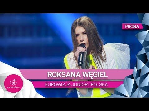 Roksana Węgiel (Poland 🇵🇱): 1st Dress Rehearsal | Junior Eurovision 2018 #eurowizja