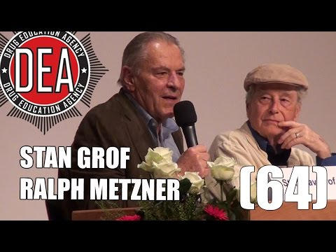 Stanislav Grof und Ralph Metzner über Psychedelik | Drug Education Agency (64)
