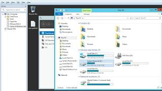 How to restore files from VMDK using VMWare Workstation