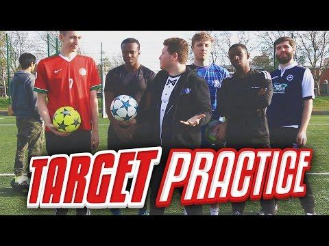 SIDEMEN FOOTBALL TARGET CHALLENGE