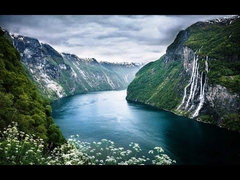 Geiranger, Norway in 4K