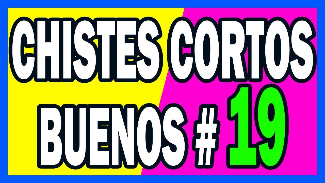 🤣 CHISTES CORTOS BUENOS # 19 🤣