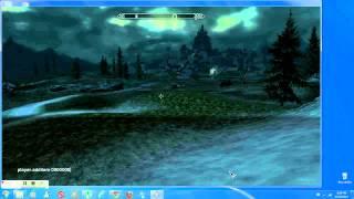 Skyrim - 10000 Gold cheat code