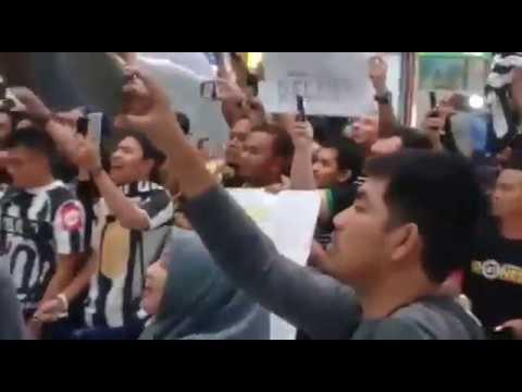 Jadi Merinding.... Del Piero Disambut luar biasa di Medan, Indonesia
