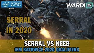 Serral vs Neeb (ZvP) - IEM Katowice 2020 Qualifiers