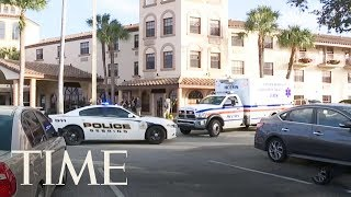 At Least 5 People Are Dead After A Mass Shooting At A Florida Bank| TIME