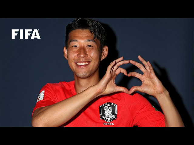 Son Heungmin | Best FIFA World Cup Moments