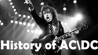 R.M.S. History of....AC\DC