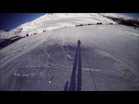 Grandvalira - Andorra, 19th February 2012