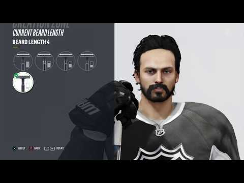 NHL 18 Be A Pro ( D-Man ) | EP 1 | Player Creation & 1st Overall Pick!!!!