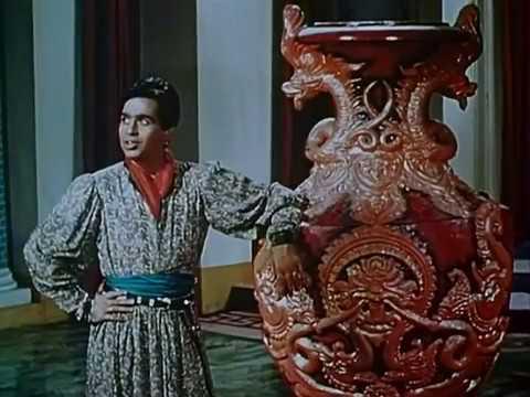 Mohabbat Choome Jinke Haath - Aan (1952) - Video Song