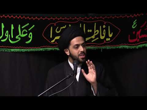 Take Ownership - Sayed Mahdi Al-Qazwini | Night 3 | Fatimiya 2018