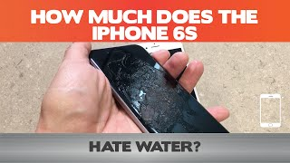 How much does the iPhone 6s hate water? Oleophobic Coating Review - iPhone 6s