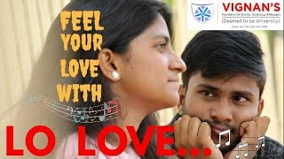 LO LOVE !! || Heart Touching Love Song ||  A Song By KIRAN KANCHERLA