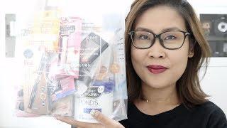 日本東京自由行大敗家收穫: 藥妝店化妝品 + 護膚品 + 小物 | 黑咪