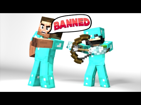 Cleanups Get Me REPORTED! (Minecraft UHC Run)