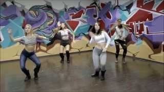 ALL FRUITS RIPE GYALS CREW | DANCEHALL CHOREOGRAPHY BY KSU MAX | GAL DEM DEH YA