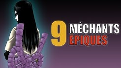 9 Méchants Badass (Le retour) - MENU MANGA #71