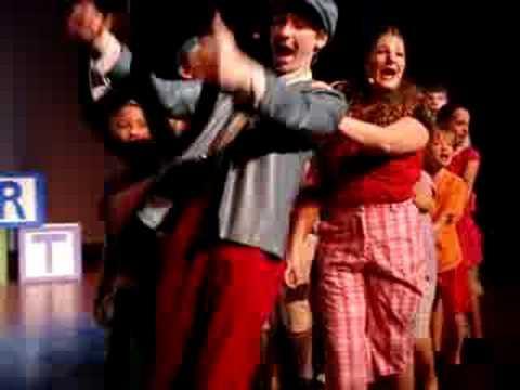 Stuart Little The Musical-  Uptown