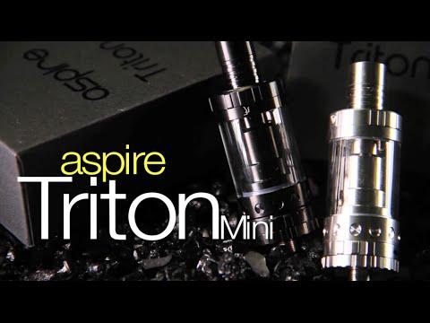 TRITON Mini by Aspire - MyFreedomSmokes