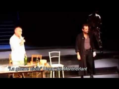 Vidéo Antoine Tomé showreel Theatre