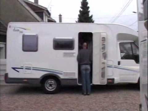 t l gohelle camping car evasion avril 2006 youtube. Black Bedroom Furniture Sets. Home Design Ideas