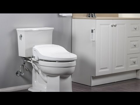 ALPHA JX Bidet Toilet Seat w/ Remote Video Review - BidetKing.com