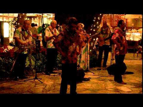 OAHU 2012 - Hawaiian music.