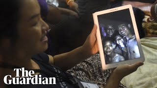 'Many people are coming' : rescue efforts ongoing for boys trapped in Thai cave