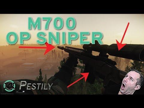 M700 OP Sniper - Escape From Tarkov