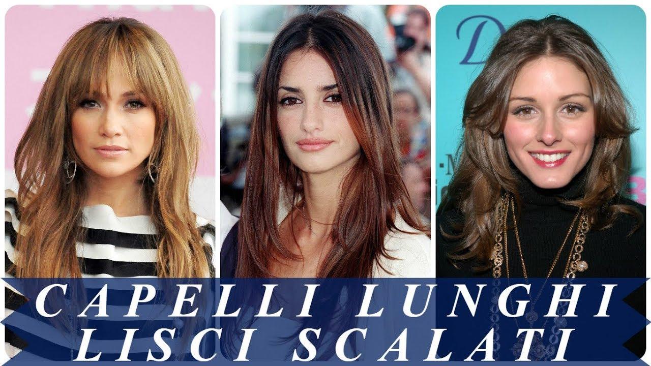Modelli Di Taglio Capelli Lunghi Scalati 2018
