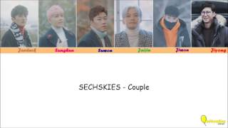 SECHSKIES - Couple 2016 [Hangul, Rom, English]
