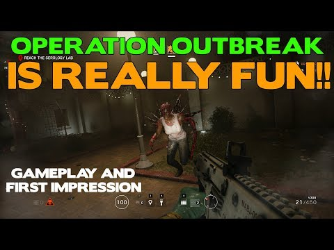 Operation Outbreak Gameplay and First Impression || It's really fun!
